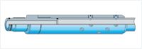 Переводник шарнирный для сращивания аварийной ГНКТ типа ПСА2