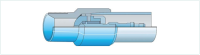 Пробка с клапаном для оперссовки НКТ типа ПКО