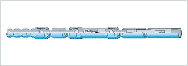 Соединитель геофизический комбинированный типа СГК-43 ...  геофизический