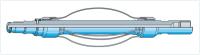 Центратор механический рессорный типа ЦР